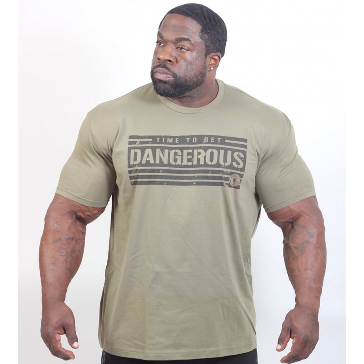 Kali Muscle - Time to Get Dangerous Tee