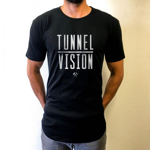 Tunnel Vision Scoop Tee