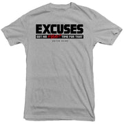 United Gains - Excuses Tee