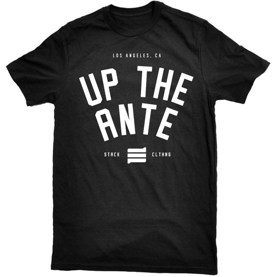 Stack - Up The Ante Tee
