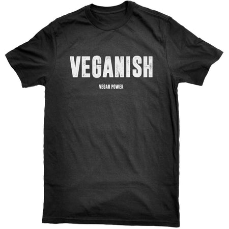 Vegan Power - Veganish Tee