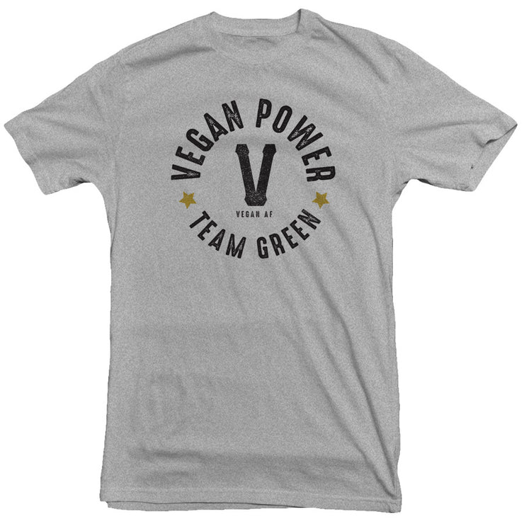Vegan Power - Vegan Team Tee