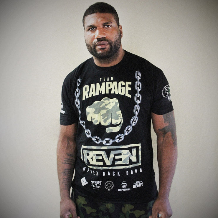 Rampage - Walk Out Tee [LIMITED EDITION]