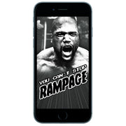 Rampage - Impact Wallpaper (Mobile/Desktop)