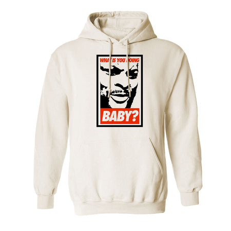 Pattiwhack - What Is You Doing Baby? Hoodie