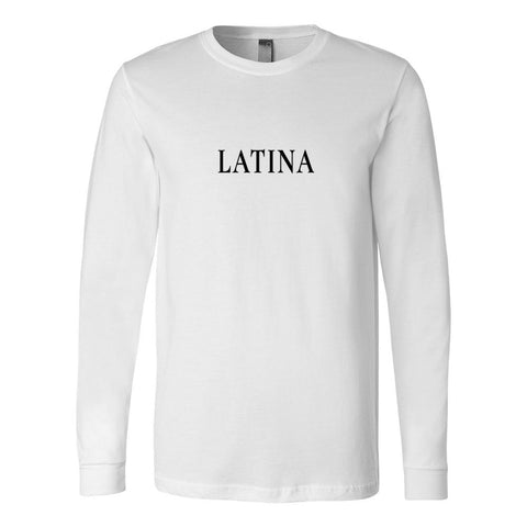 Gabriel Zamora - Latina Long Sleeve Tee