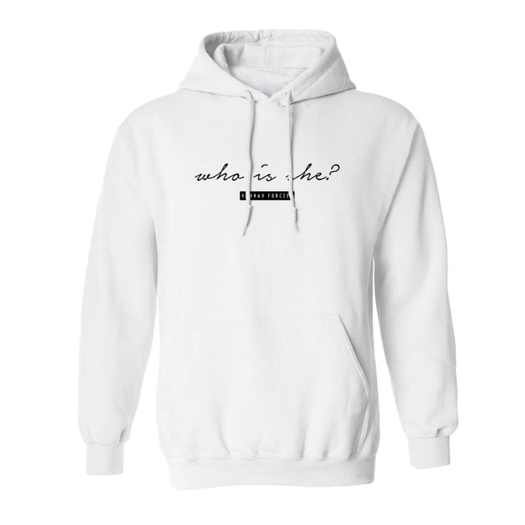 WHO IS SHE? HOODIE