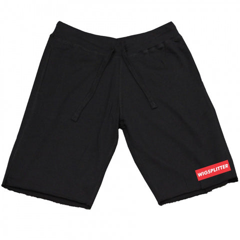 FRESH OUT - WIGSPLITTER SHORTS - BLACK