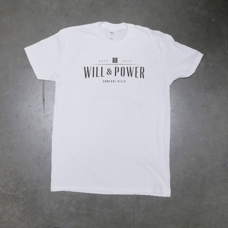 Will and Power - Nation Tee