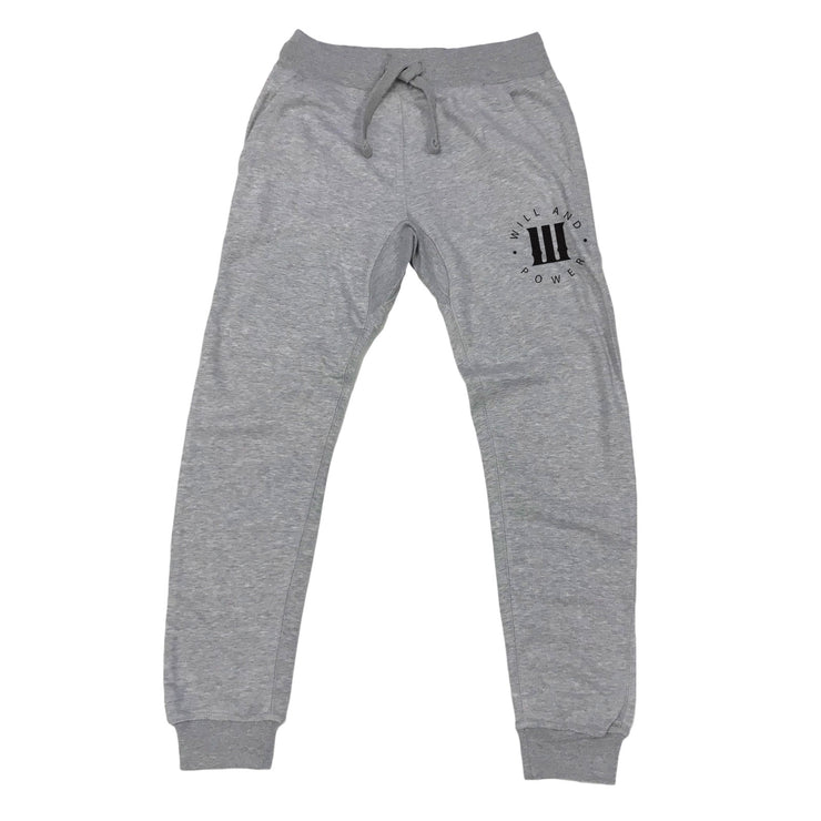 Will And Power - Logo Joggers