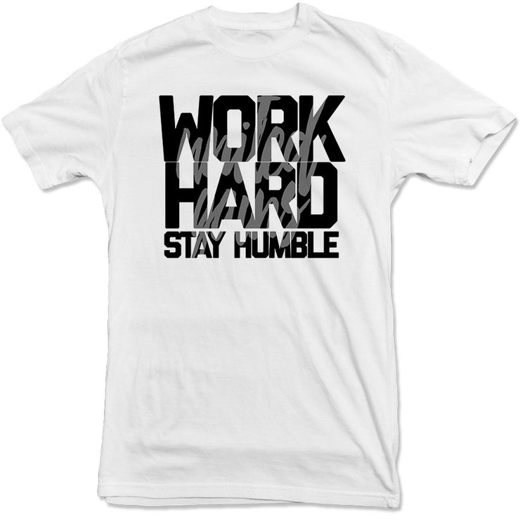 United Gains - Work Hard Tee