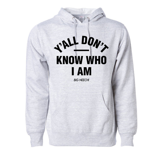 Big Neechi - Know Who I Am Hoodie
