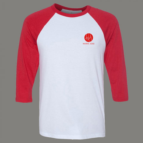 You Were The One Raglan - Red