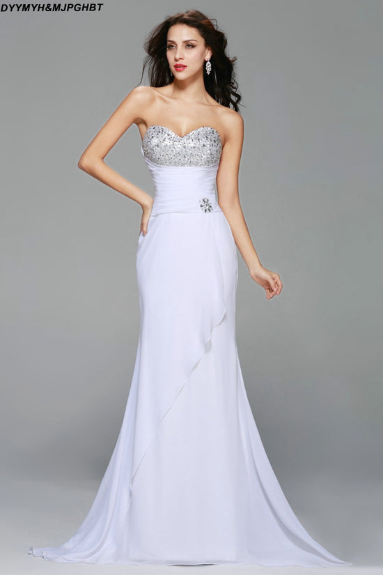 Beach Wedding Dresses - Brides Gowns at Azongalbridal