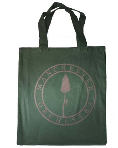 Black Mile Tote Bag