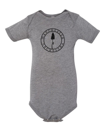 Black Mile Onesie
