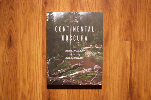 "Continental Obscura photobook w/ Manchester Orchestra/ Minus the Bear 7"" vinyl"