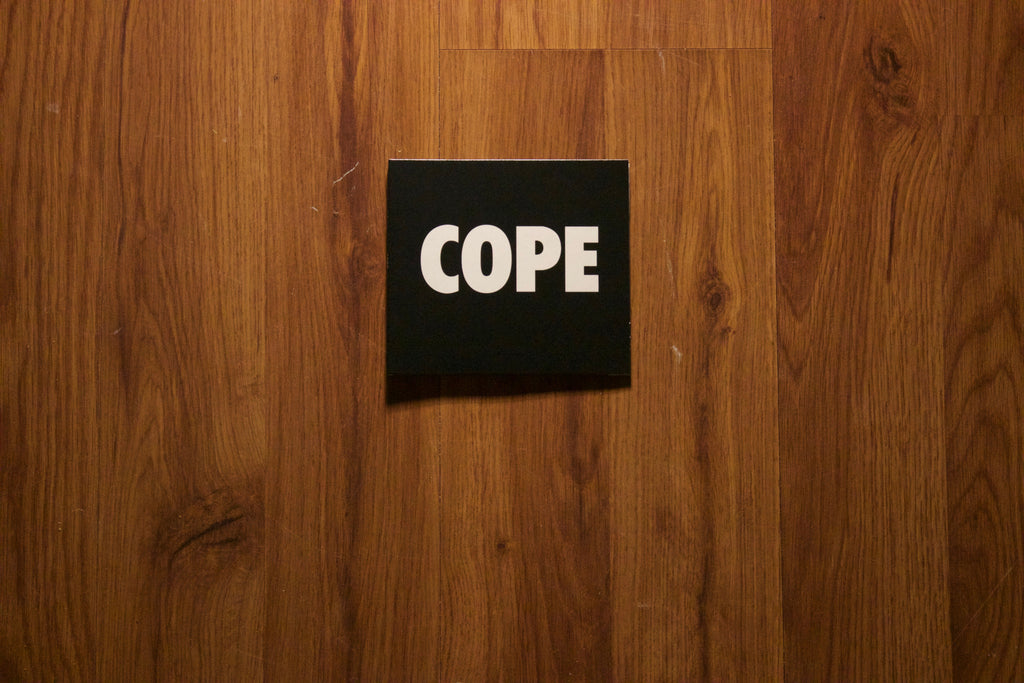 Cope CD w. Art Postcard