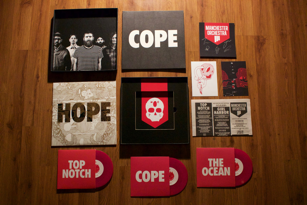 Deluxe COPE w. HOPE Box Set