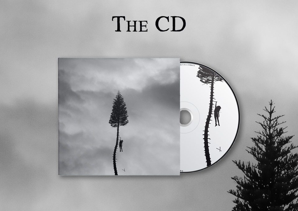 The CD - A Black Mile To The Surface