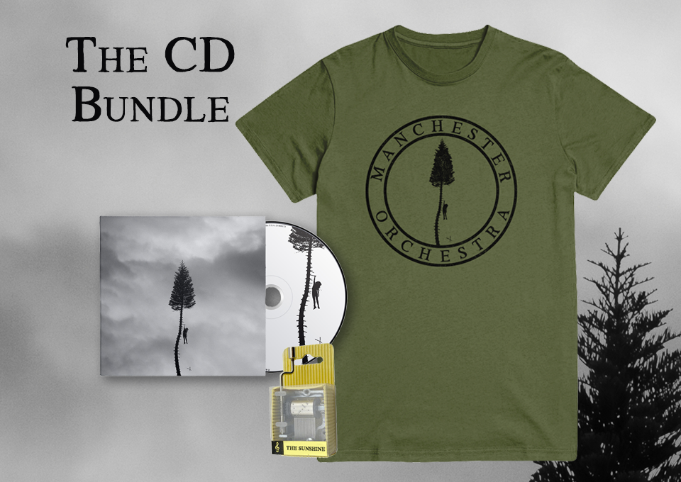 The CD Bundle - A Black Mile To The Surface (PRE-ORDER)