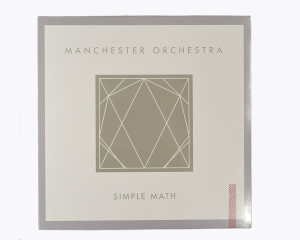 Simple Math Vinyl 4th Repressing