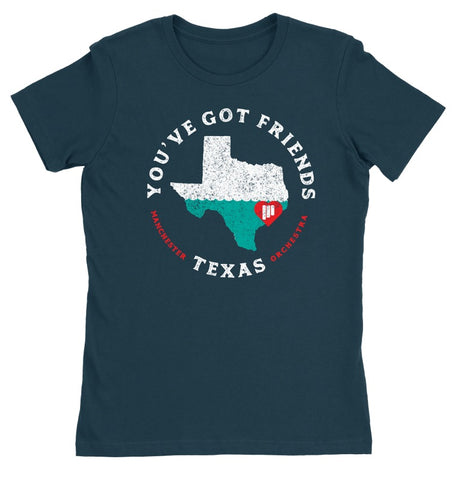 Texas Has Friends T-Shirt
