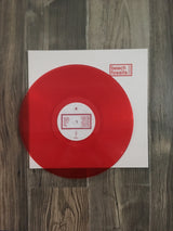 Somersault LP by Beach Fossils (Red Vinyl)