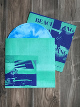 A Loud Bash of Teenage Feelings LP by Beach Slang (Green Vinyl)