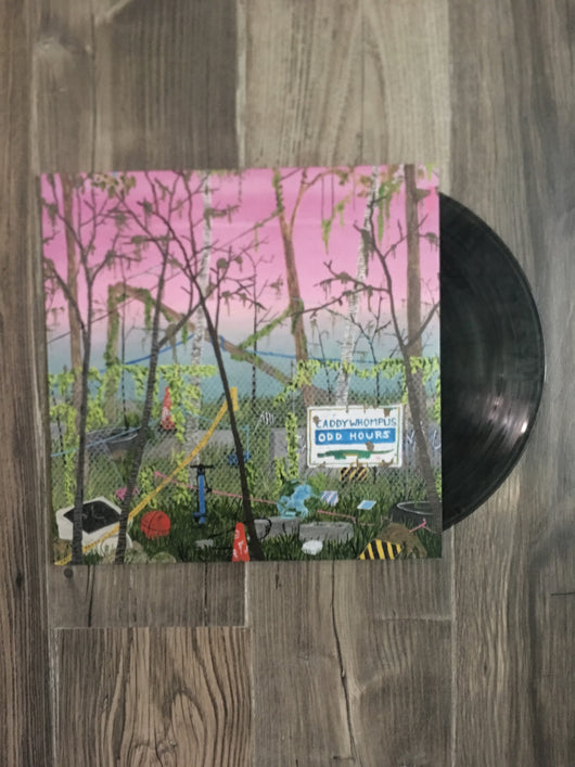 Odd Hours LP by Caddywhompus (Smoky Vinyl)