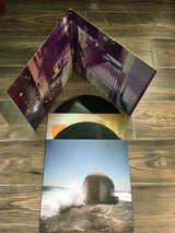 Bunker Funk 2xLP by Damaged Bug (Etched Vinyl)