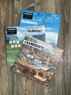 Grandaddy 3-Album Bundle!