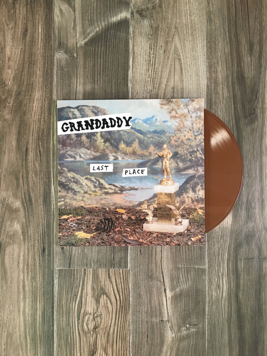 Last Place LP by Grandaddy