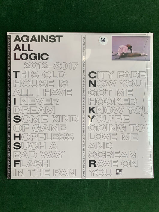 Against All Logic ‎– 2012–2017 2xLP