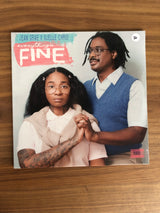 Everything's Fine LP by Jean Grae & Quelle Chris