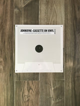 Cassette on Vinyl LP by Jonwayne