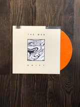 Drift LP by The Men (Orange Vinyl)