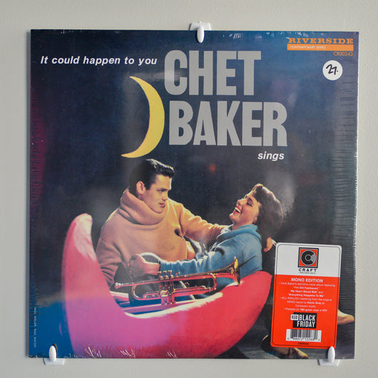 Chet Baker - It Could Happen to You LP (Mono)