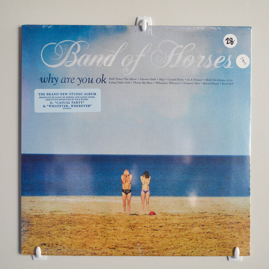 Band of Horses - Why Are You OK? LP