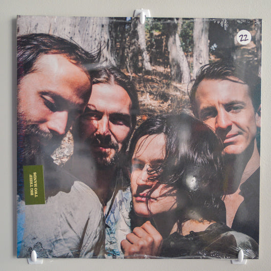 Big Thief - Two Hands LP