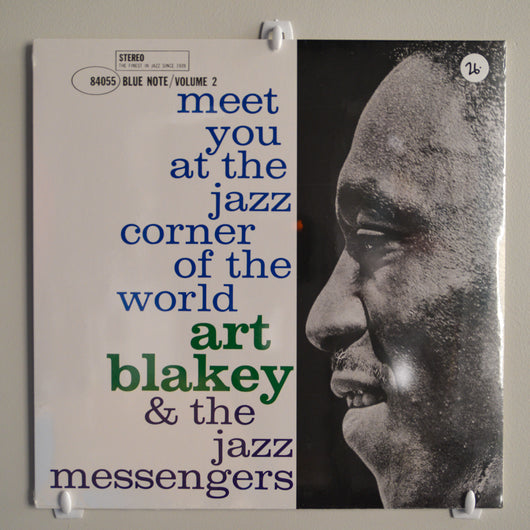 Art Blakey & The Jazz Messengers ‎– Meet You At The Jazz Corner Of The World, Volume 2 LP