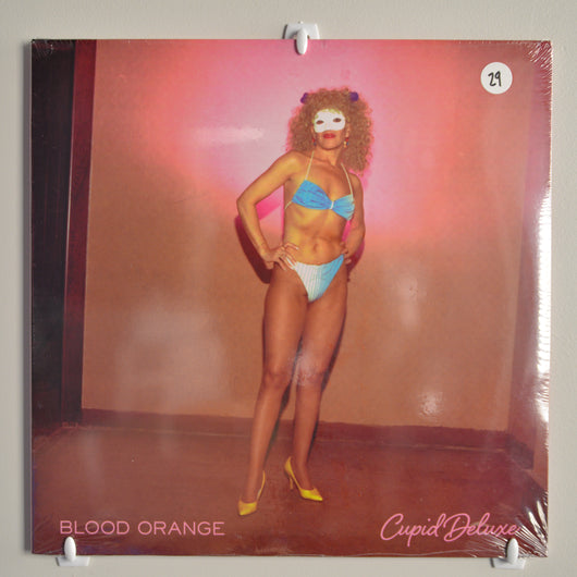 Blood Orange - Cupid Deluxe LP