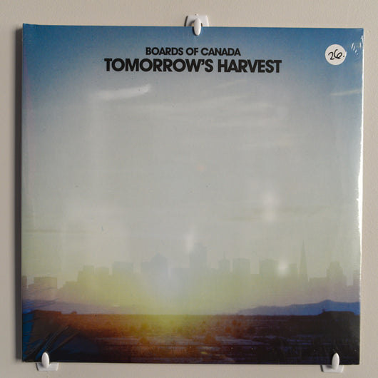Boards of Canada - Tomorrow's Harvest LP