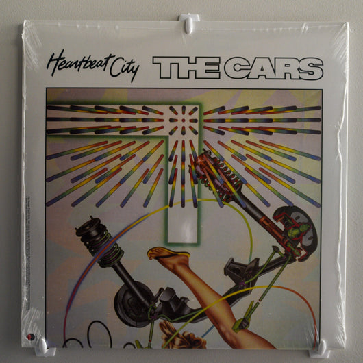 The Cars - Heartbeat City 2xLP (White Version)