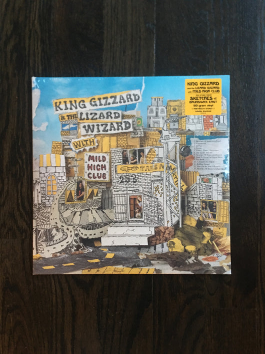 Sketches Of Brunswick LP by King Gizzard and the Lizard Wizard