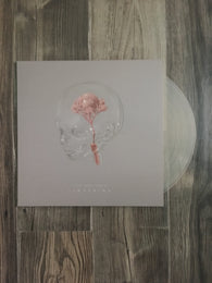 Lingering LP by Sleep Party People (Clear Vinyl)