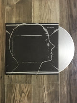 Slowdive LP by Slowdive (Silver Vinyl)