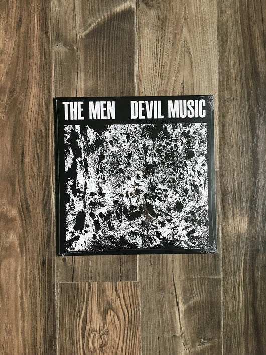 Devil Music LP by The Men