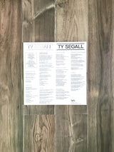 Ty Segall LP by Ty Segall