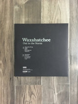 Out in the Storm 2xLP by Waxahatchee (Cloud White Vinyl)